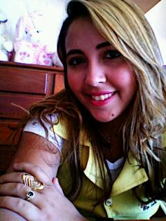 Daiane Priscila Feitosa dos Santos tem 21 anos e mora na cidade de  Tailândia no Pará (a 260 km de Belém) e está a procura do seu pai biológico. 996a0869856